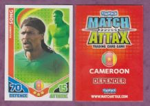 Cameroon Rigobert Song Trabzonspor 36